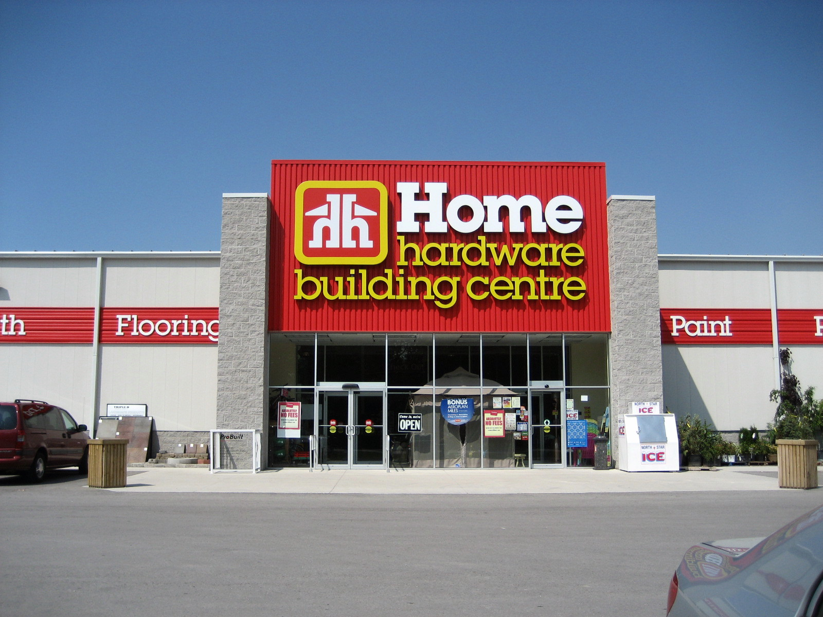 The Forum Poll™ - Home Hardware Leads in Customer ...